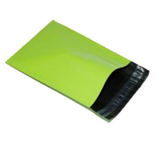 Neon Green 18 x 24 450 x 600mm Mailing Postage Postal Mail Bags 2