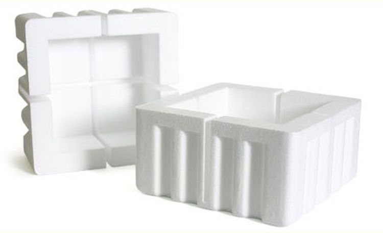 48 X Expanded Polystyrene Foam Edge Corners Protectors