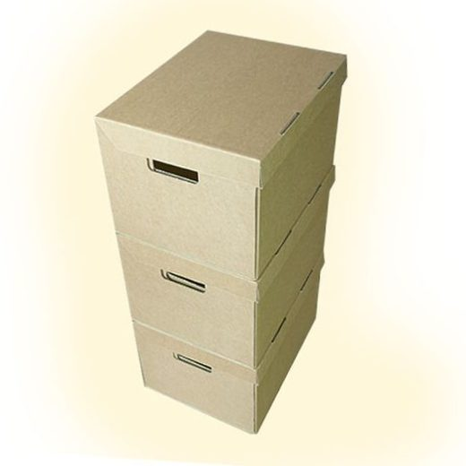 Archive Boxes With Handles