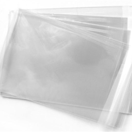 Crystal Clear Cellophane Bags