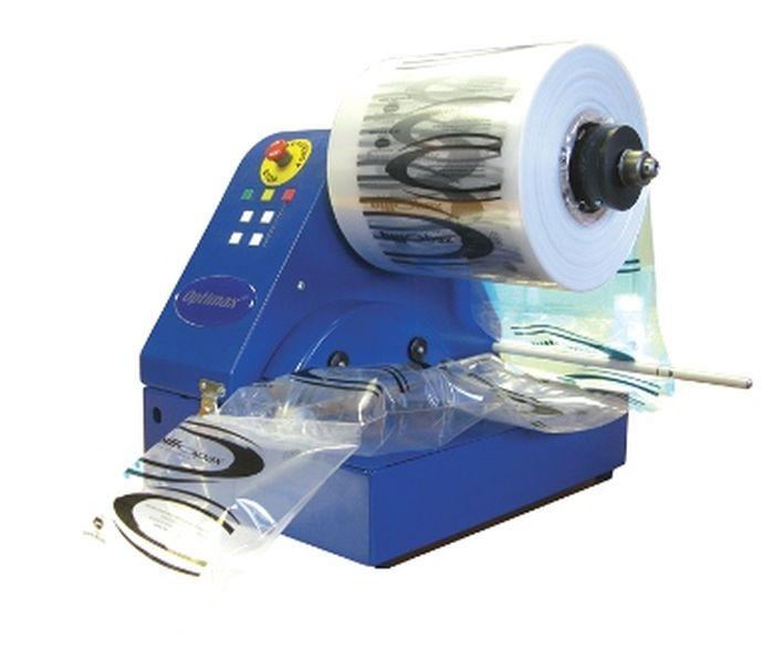 optimax vmax3 air pillow void fill pillopax machine