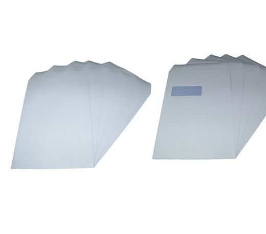 Plain & Window Envelopes