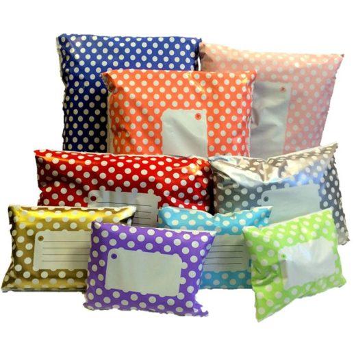 Printed Polka Bags