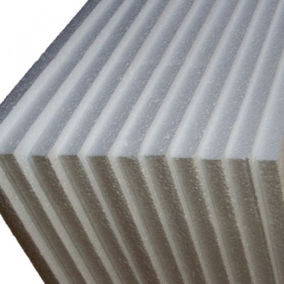 Sheets Of Expanded SDN Polystyrene Foam Sheets 600 x 400 x 25mm
