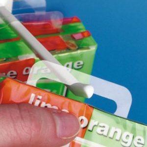 Self Adhesive Hang Tabs