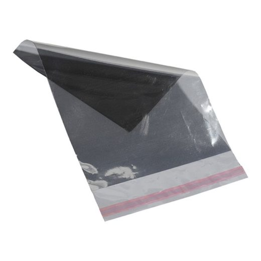 Translucent Silver Bags