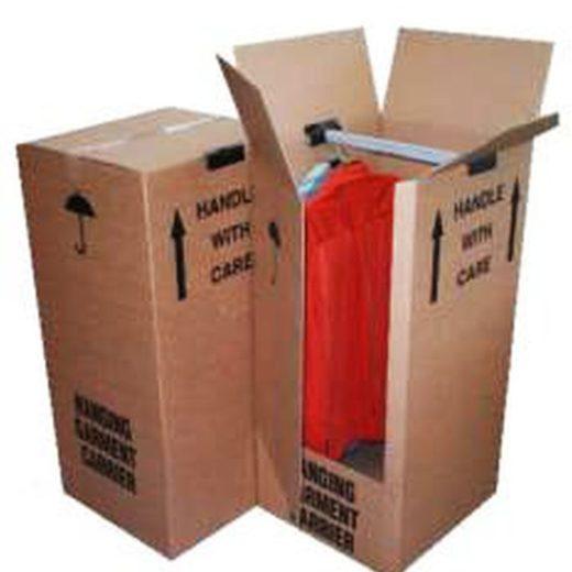Wardrobe Removal Boxes