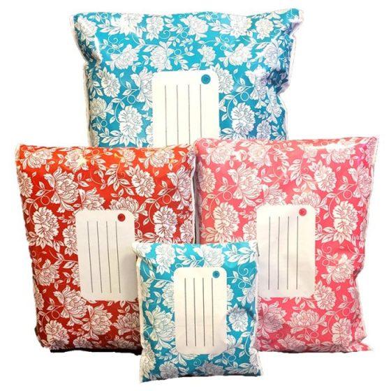 Printed Floral Bags