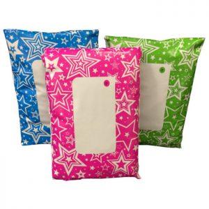 Printed Star Bags