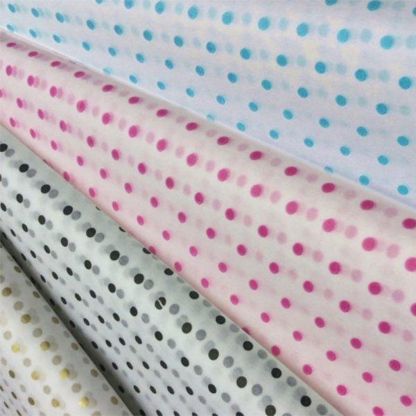 Polka Dot Tissue Paper