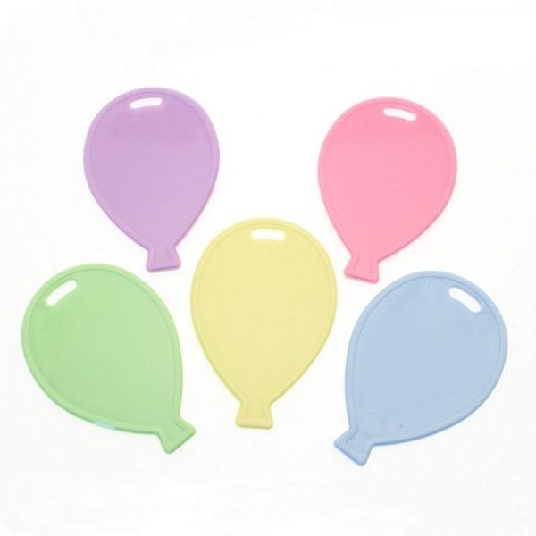 Pastel Balloon Weights