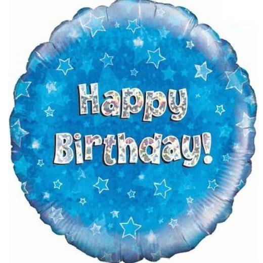 Age Birthday Balloons