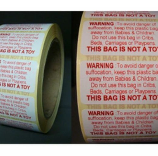 Child Safety Labels