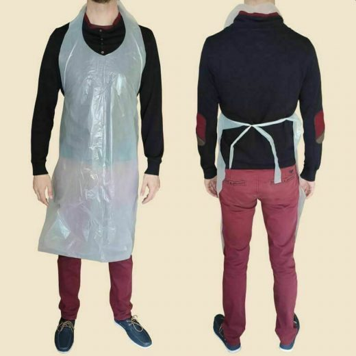 PPE Disposable Aprons & Gowns