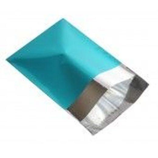 Metallic Turquoise Size/Qty
