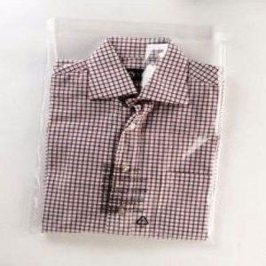 T-Shirt Garment Clear Bags