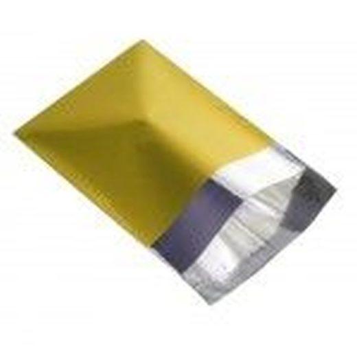 Metallic Yellow Size/Qty